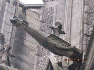 Gargoyle - Notre Dame de Paris