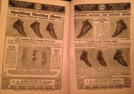 """Spalding Skating Shoes"""