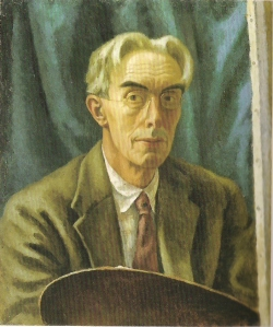 Roger Fry - Self-Portrait