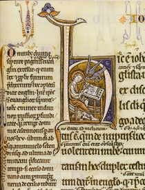 Day Eight: Medieval University Students' Textbooks