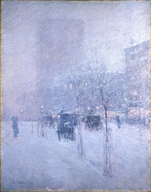 brooklyn_museum_-_late_afternoon2c_new_york2c_winter_-_frederick_childe_hassam_-_overall