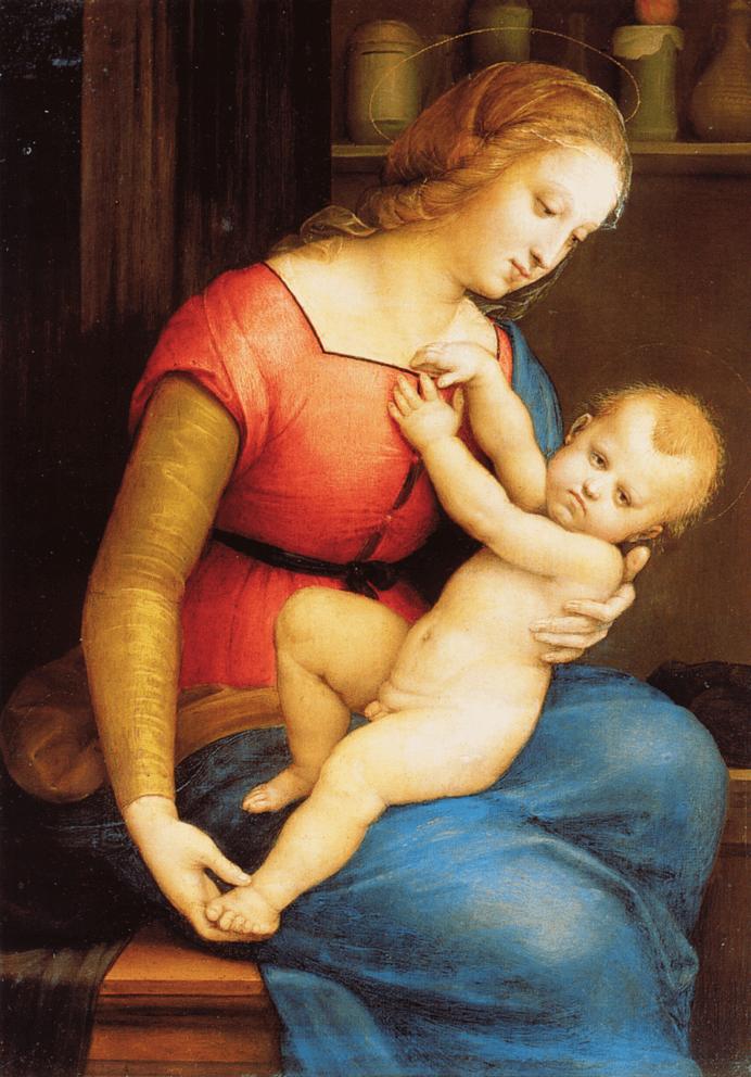 Raphael Madonna d'Orleans