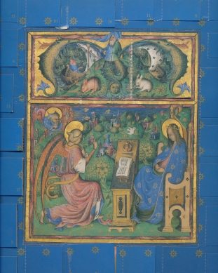 The Illuminated Alphabet an Advent Calendar 300dpi