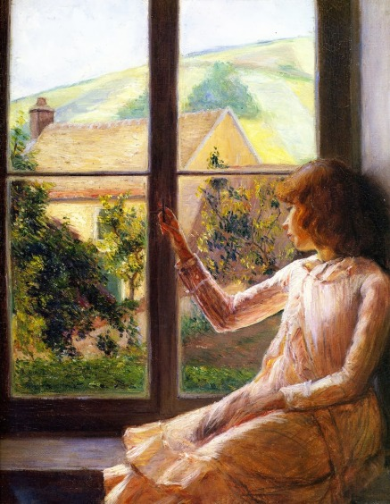 lilla_cabot_perry_-_child_in_window