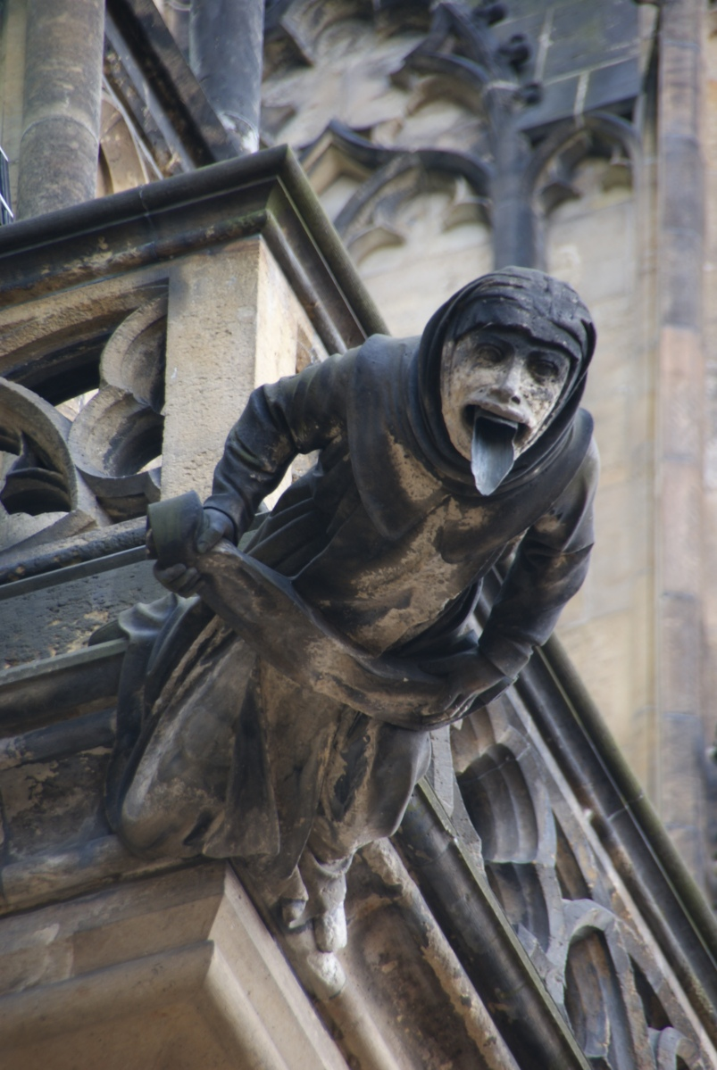 Field Guide to Gargoyles, Part Three: Where Can You Find Them?