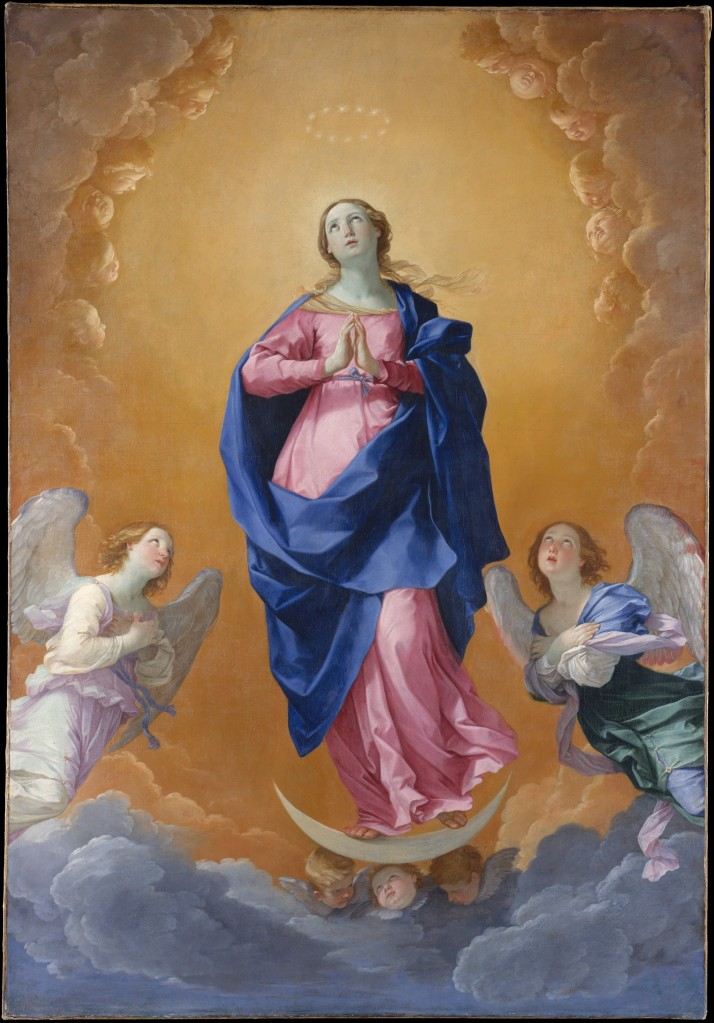 """Guido Reni, """"The Immaculate Conception"""""""