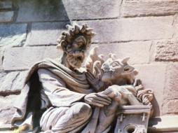 Yale University grotesque, New Haven, Connecticut. Submitted by Lorna C.
