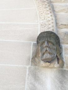 A Presbyterian church in New Jersey, USA. Photo by A Scholarly Skater.
