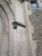 Princeton University grotesques, Princeton, NJ. Photo by A Scholarly Skater.