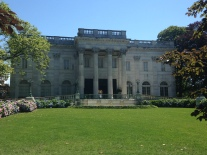 Marble House exterior