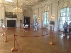 Rosecliff ballroom