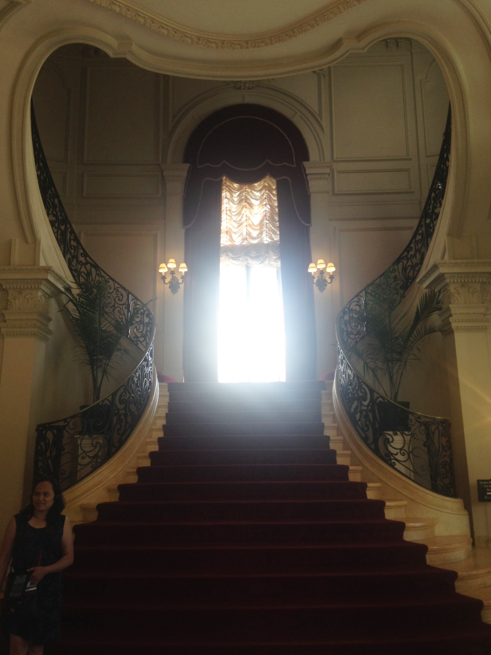 Rosecliff staircase