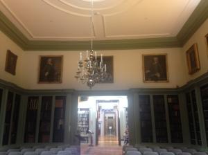 Redwood Library Harrison Room