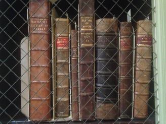 Redwood Library old books