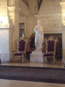 Neo-Classical statue
