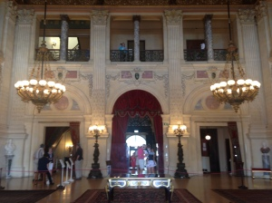 The Breakers entrance