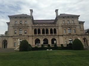 The Breakers rear facade