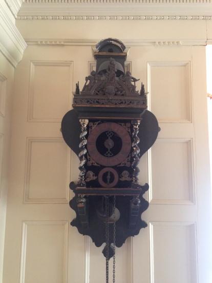 Breakers playhouse clock