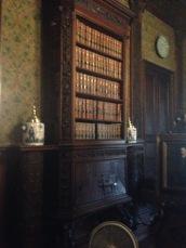Chateau-sur-Mer bookcase