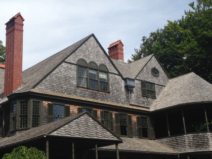 Isaac Bell House exterior