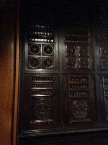 Isaac Bell House interior 1