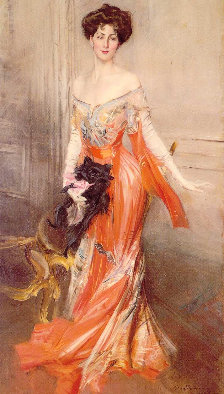 Elizabeth Wharton Drexel by Giovanni Boldini