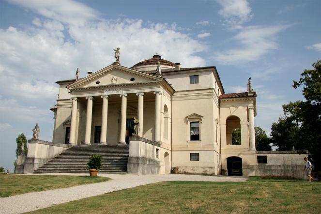 Villa Capra by Andrea Palladio