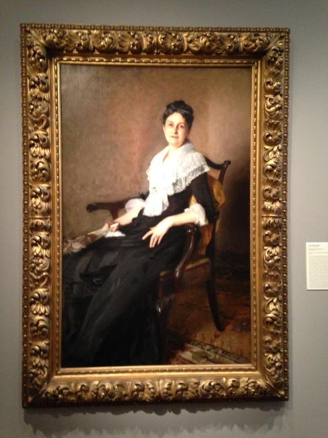 Elizabeth Allen Marquand by John Singer Sargent