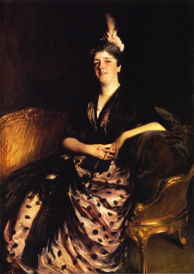 Mrs. Edward Darley Boit by John Singer Sargent