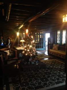Stickley Museum at Craftsman Farms Christmas tree