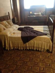Stickley Museum at Craftsman Farms bedroom