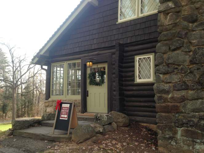 The Log House - Stickley Museum at Craftsman Farms