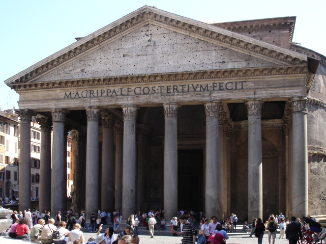 Pantheon Rome Classical Roman Architecture
