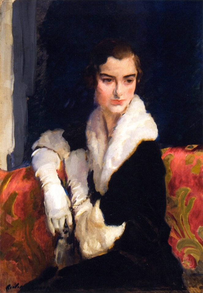 Flora Whitney by Cecilia Beaux