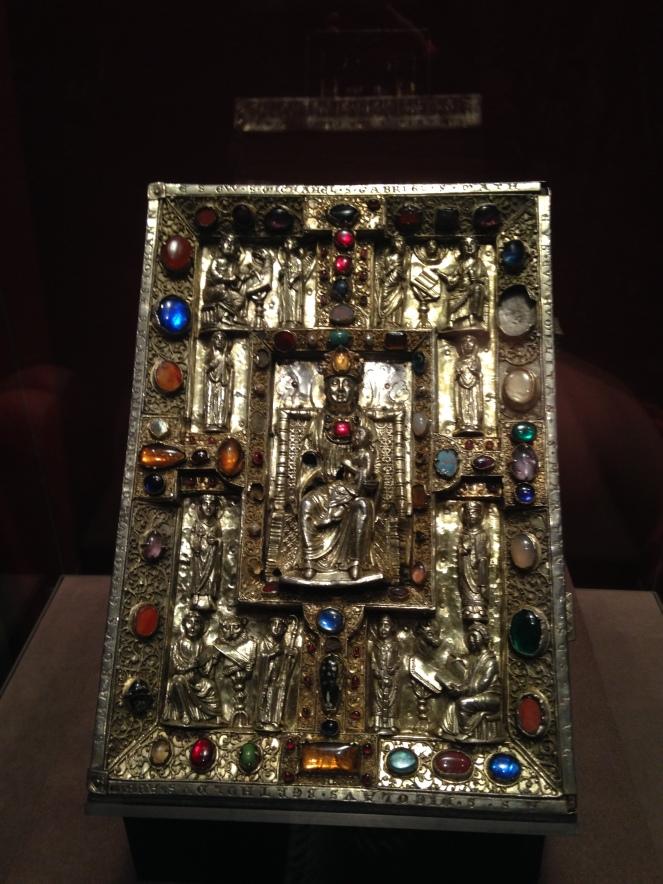 Berthold Sacramentary Morgan Library & Museum