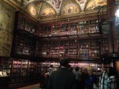 Original library Morgan Library & Museum