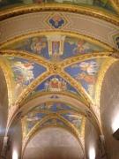 Morgan Library & Museum ceiling fresco