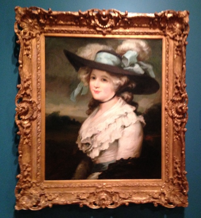British portrait Zimmerli Art Museum