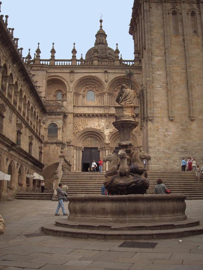 Santiago de Compostela, Spain guide to Romanesque architecture