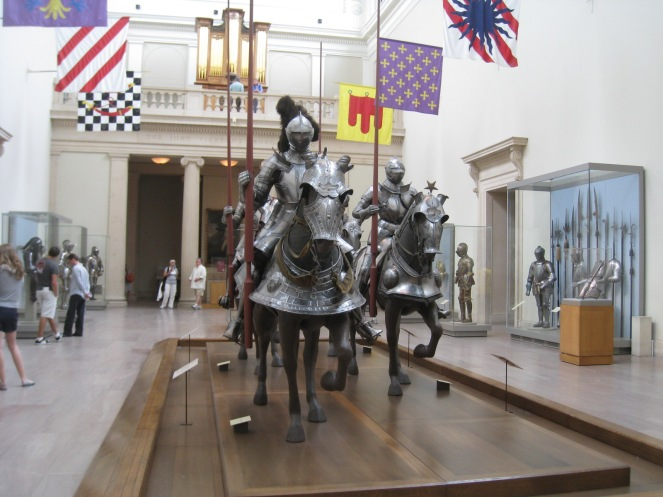 Met Arms and Armor