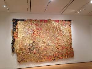 Art That Inspires Me: El Anatsui