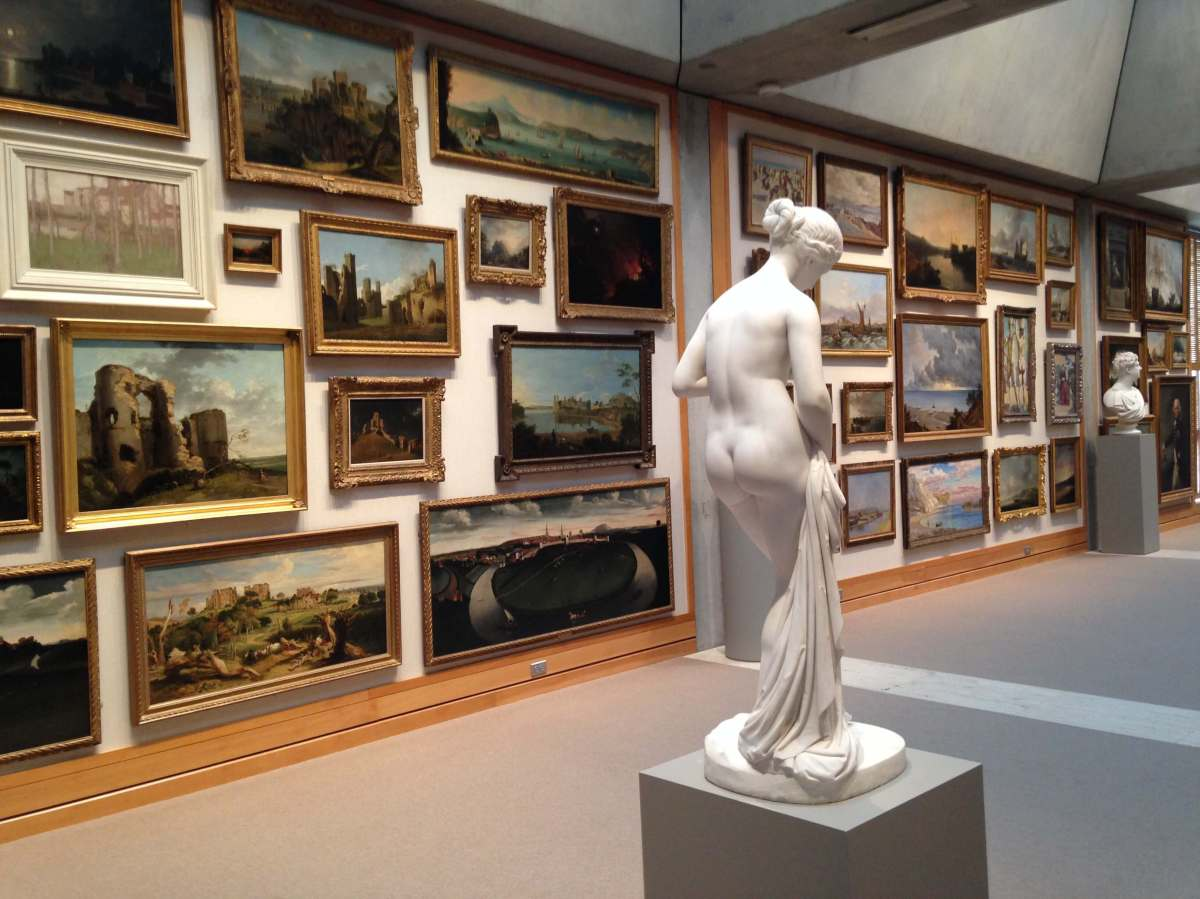A Review of the Yale Center for British Art