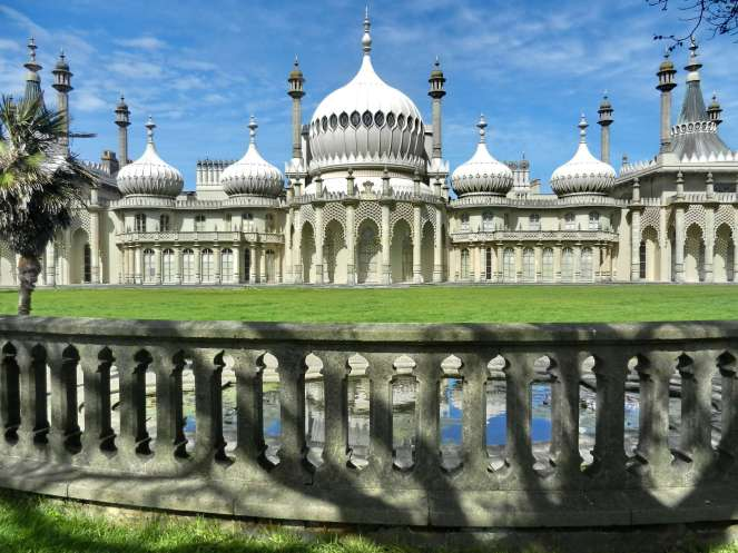 Brighton Royal Pavilion Romanticism