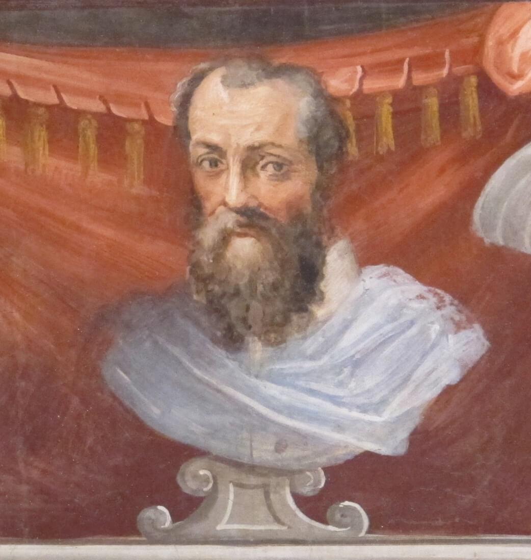 Vasari Self-Portrait