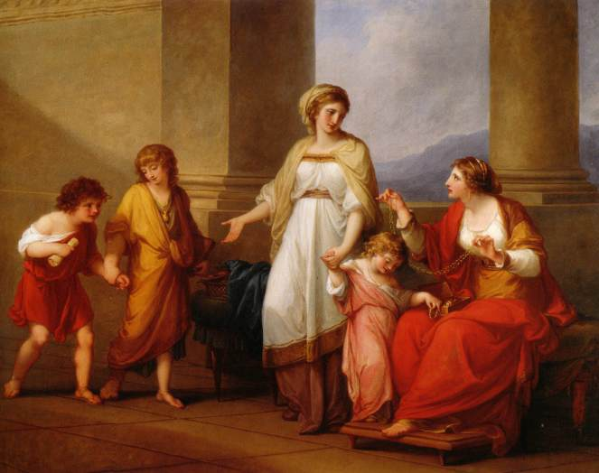 Angelica Kauffmann what is history painting