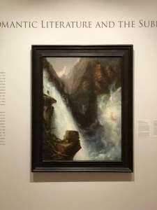 Thomas Cole the Romance of the Mountains
