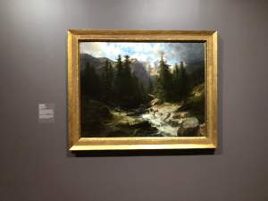 Alexandre Calame The Romance of the Mountains