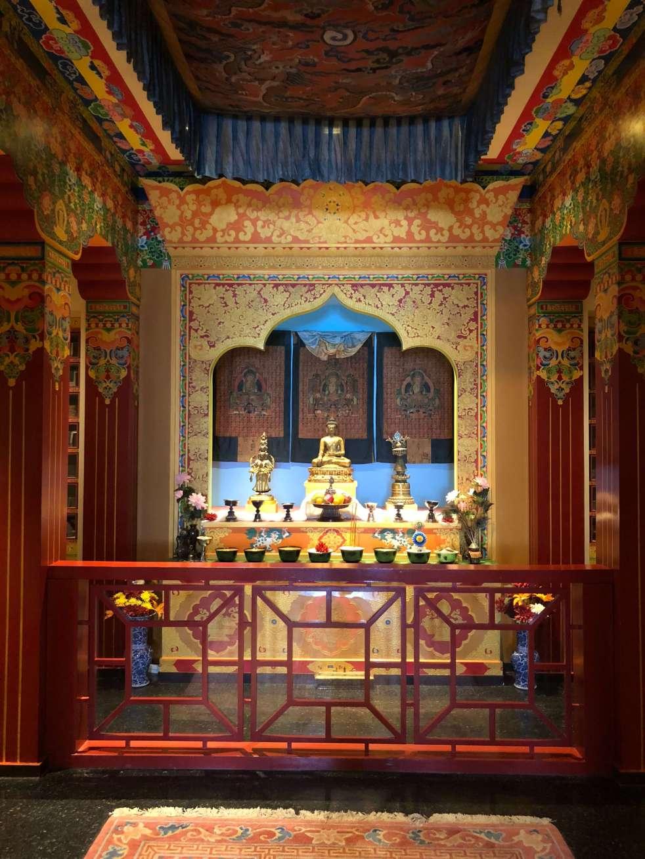 Newark Museum NJ Tibetan Altar