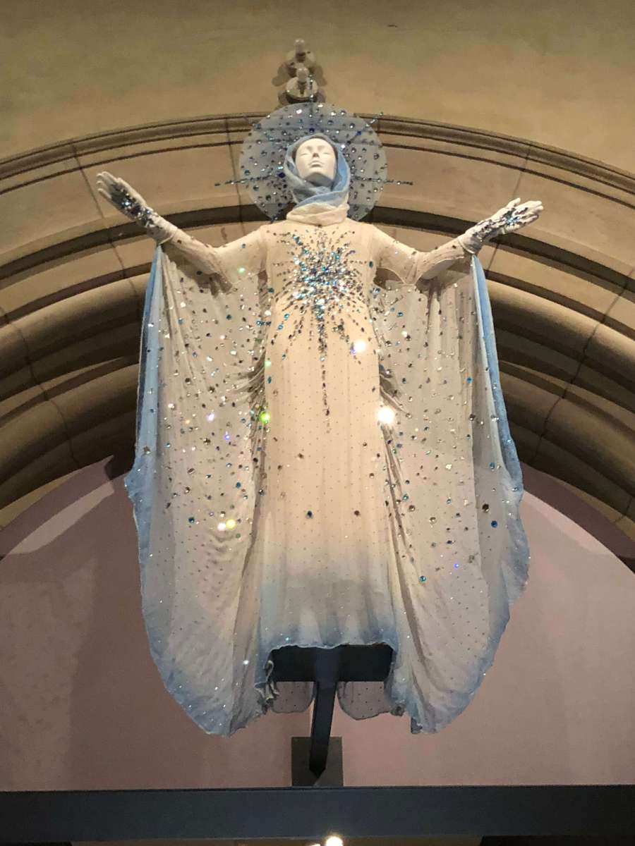 High Fashion on the High Altar: Heavenly Bodies at the Met