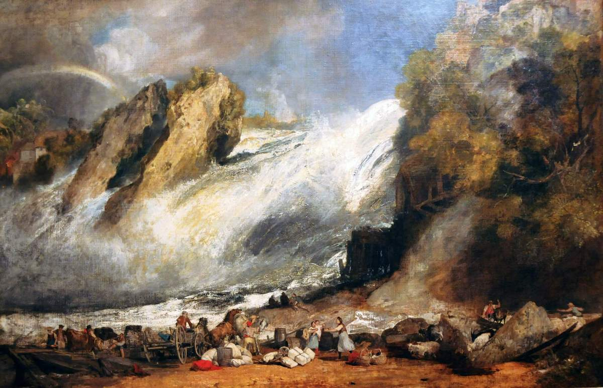 Turner: The Life Behind the Paintings